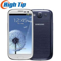 Unlocked Samsung Galaxy S3 I9300 Original Mobile Phone Quad Core 4 8 8MP WIFI 3G 4G