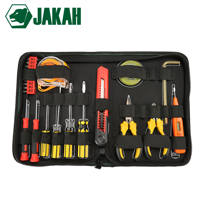 JAKAH 2018 New Hand Bag Electrical PortableTool Bag Waterproof Storage Bag Free Shipping