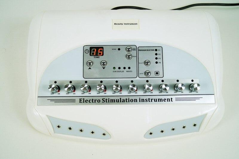 Tatuagens Temporárias peso máquina de eletroestimulação Pads : 10 Pairs For Body, 1 Pair For Facial, 1 Pair For Breast