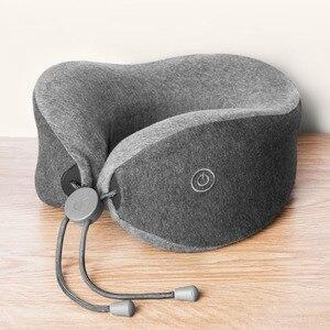 Image 2 - Youpin LF cou oreiller Instrument de Massage électrique épaule dos corps masseurs infrarouge sommeil pour la maison intelligente