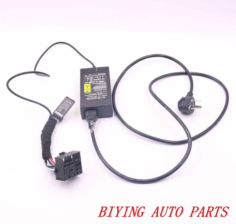 Test Tools For VW RCD510 RCD310 RNS510 RNS315 with Canbus emulator Button light Working
