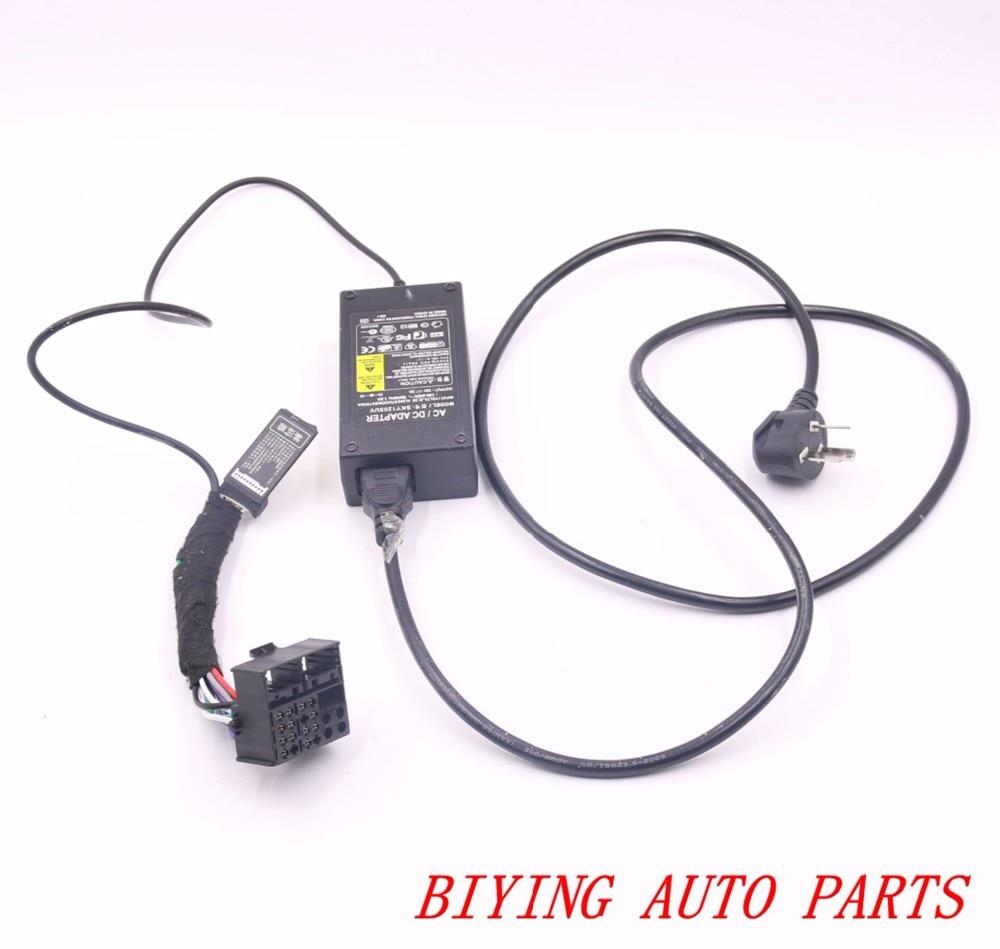 Strumenti di Test Per VW RCD510 RCD310 RNS510 RNS315 con Canbus emulatore Pulsante luce di Lavoro