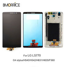 100% tested Original For LG G4 stylus lcd H540 H542 LS770 H631 H635  F560 LCD Display Touch Screen For LG G4 display Black стоимость