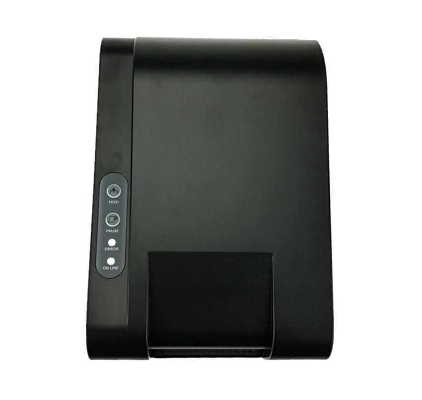 veleprodaja novi termalni bar kod QR kod naljepnica pisač visoke - Uredska elektronika - Foto 2