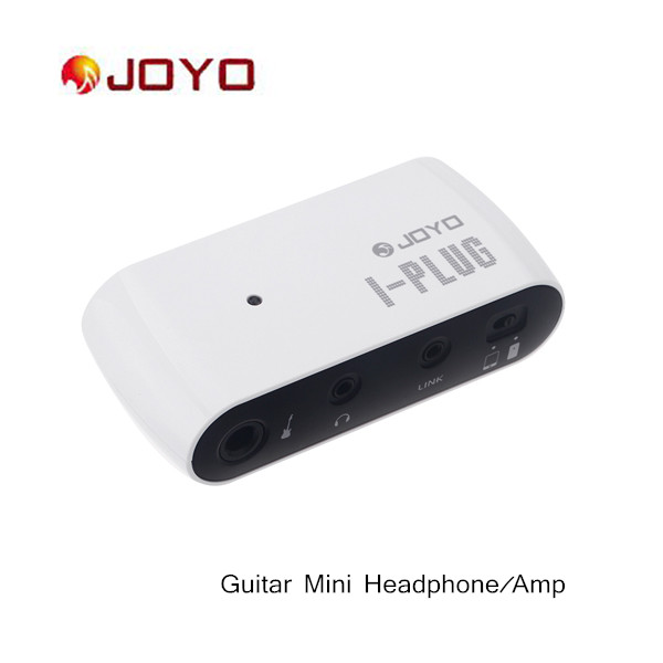 joyo i plug electric guitar mini headphone amp amplifier built in overdrive effect in guitar. Black Bedroom Furniture Sets. Home Design Ideas
