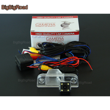 BigBigRoad Car Rear View Reverse backup Camera with Filter / power relay For Kia Sedona  / New Carnival 2015 parking camera