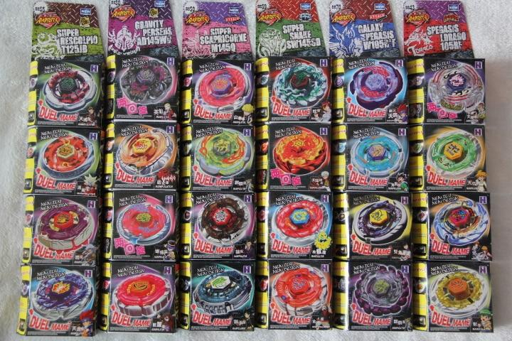 סיטוני - קרב מקוון קידום! 2011 חדש Beyblade - צעצועים קלאסיים