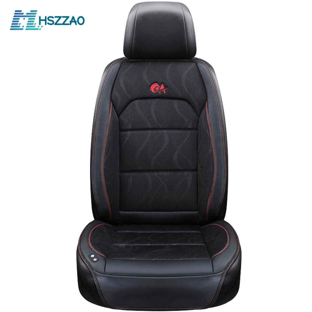 Ultra-Luxury 12V Cooling Car Seat Cushion with Massage, Car Seat Cooling Pad,air Conditioned Seat Covers with Car FanUltra-Luxury 12V Cooling Car Seat Cushion with Massage, Car Seat Cooling Pad,air Conditioned Seat Covers with Car Fan