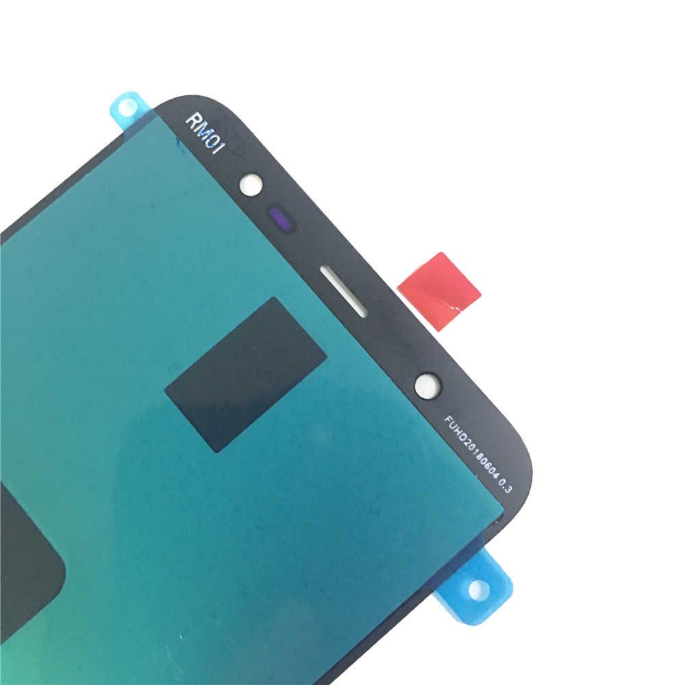 Alta calidad LCDs para Samsung Galaxy J8 2018 J810 SM-J810 J810M pantalla Lcd pantalla táctil digitalizador Asamblea reemplazo de partes