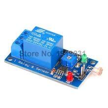 1PCS 5V Photosensitive Diode Sensor Module 1 Channel Relay Module Light Optical Module Photosensitive Sensor for Arduino