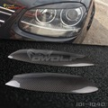 R32 Eyebrow Eyelid for Golf 5 GTI Jetta R32 Rabbit Mk5 B# Carbon Fiber [1011040.]