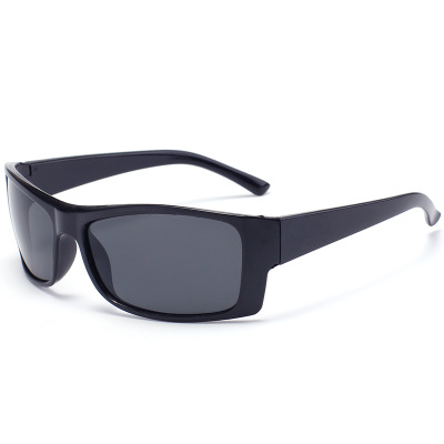 Simple Mens Fishing Eyewear Polarized Sunglasses Driving Cycling Glasses Sports Outdoor