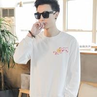 2019 summer streetwear japan style ukiyo e funny samurai tshirts mens short sleeve t shirts hip hop embroidery tees