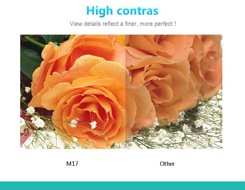 M17 Mini Projector Full HD (11)