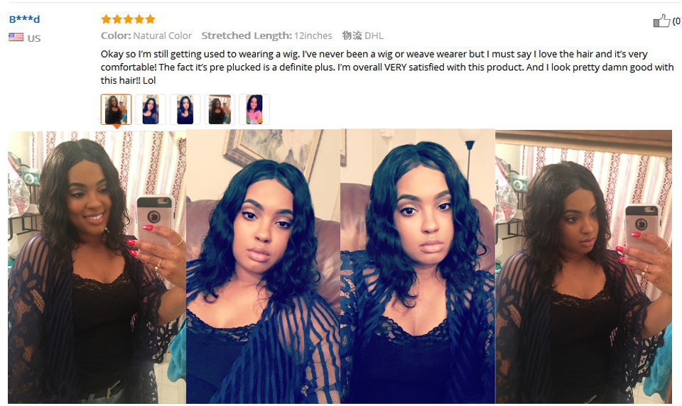 Wholesale price wigs Originea Brazilian Lace Front Human Hair Wigs With Baby Hair Short Human Hair Wigs For Women Pre Plucked Lace Wigs