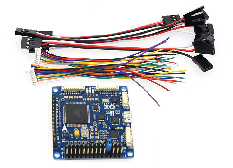 CRIUS MultiWii All In One PRO V2 0 Flight Controller Board for MegaPirate MWC ArduPlaneNG MultiWii