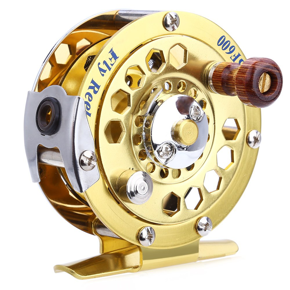 Online get cheap mini fly reel alibaba group for Mini fishing reel
