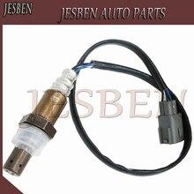 JESBEN 4 חוט למבדה בדיקה חמצן אחורי 89465 05110 8946505110 עבור לקסוס LS טויוטה Avensis סלון ן 2003 2008