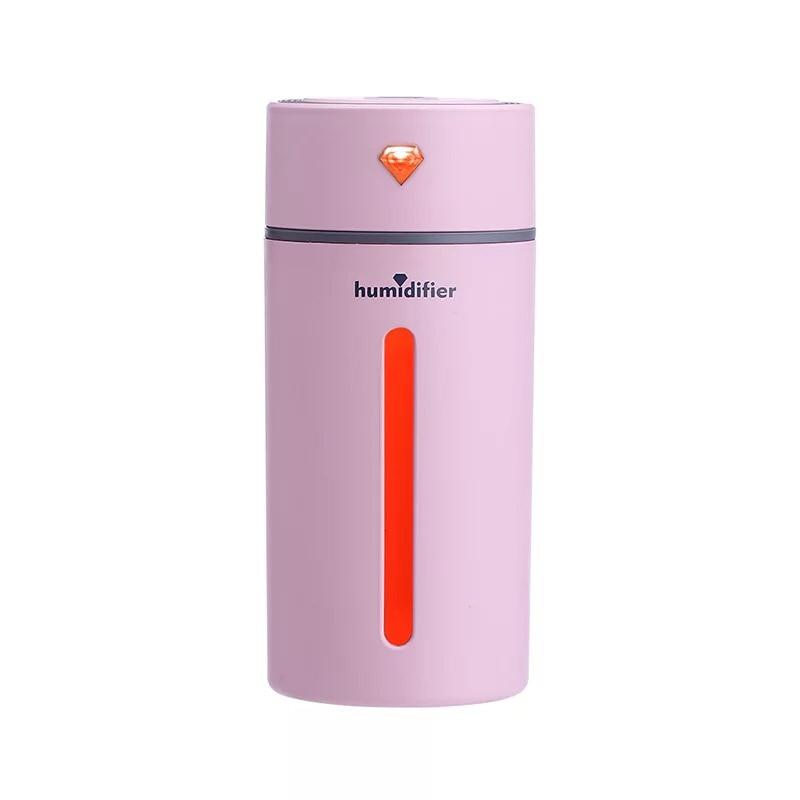Car Air Humidifier USB LED Lights Electric Humidifier for Lada kalina granta priora niva largus samara vesta 2109 accessories