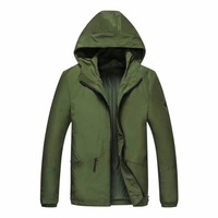 2017 Autumn And Winter Coat New Products Brand Clothing Jackets Men Bomber Jacket Leisure Time Zipper