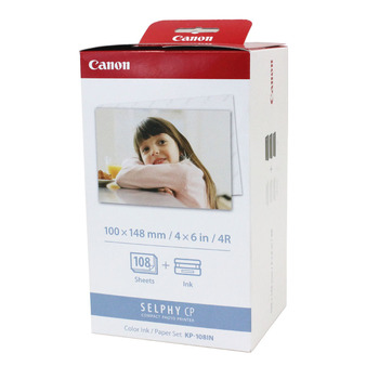 Canon KP-108 Camera Printing Paper Hot Sublimation Universal Canon CP Series 108