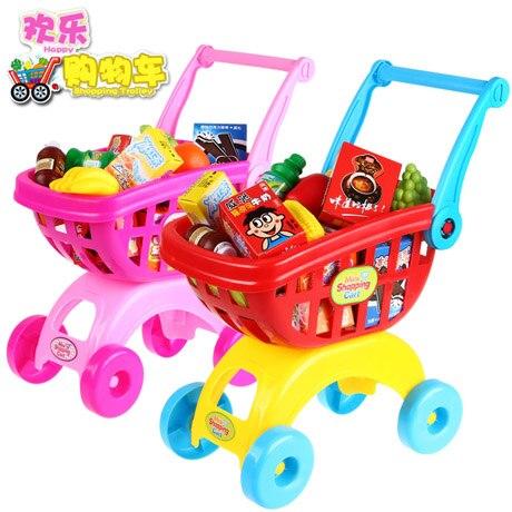Juguete infantil carrito de compras supermercado juguete - Carrito dela compra ...