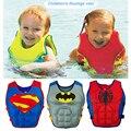 2-6 Anos Bebê Nadar Colete Flutuador Mergulho Garoto Menino Trainer menina Swimwear Criança Colete Salva-vidas de Flutuabilidade Bóia Piscina Círculo Piscina acessórios
