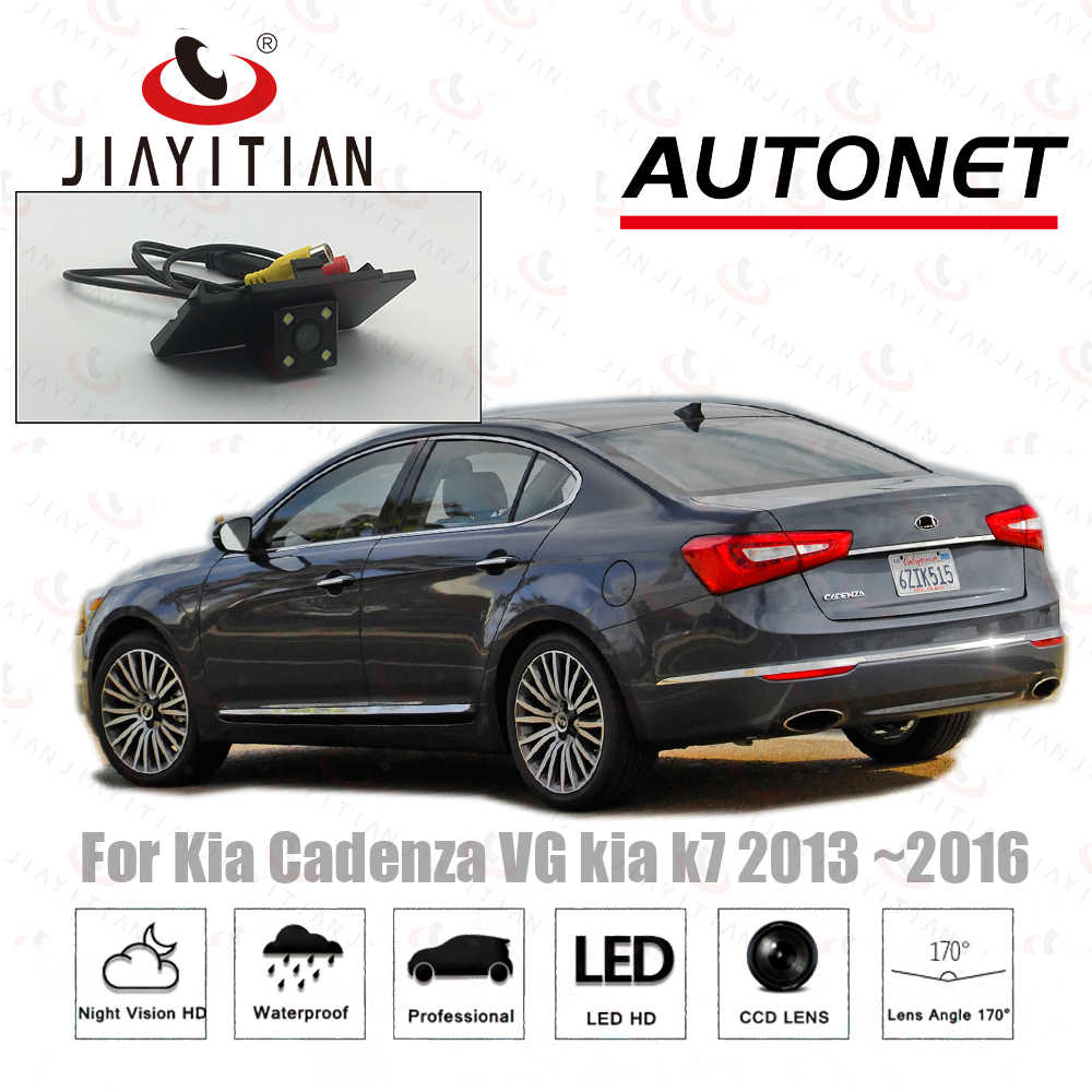 JiaYiTian Rear view Camera for Kia Cadenza 2 For Kia K7 2012 2013 2014 2015 2016 Reserved hole Backup Camera Reverse Camera CCD