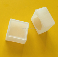100pcs  16mm Button switch waterproof cap  sealed transparent dust cover water-proof sealing cap cover dustproof cover