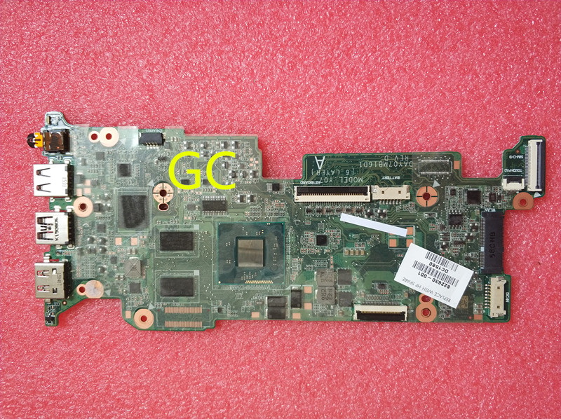 high quality laptop Motherboard For 11 G3 11-F 822630-001 790939-001 783089-001 System Board Fully Tested 100% working laptop motherboard for tj65 tj68 ms2273 pm45 mbwg801 001 48 4bu04 011 system board fully tested