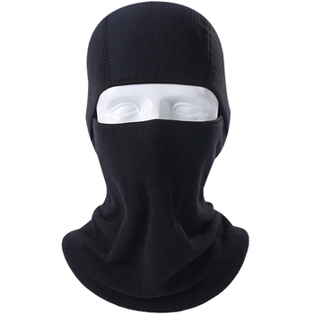 Wool Polar Fleece Thermal Ninja Mask Balaclava Tactical Airsoft Headgear Full Face Mask Bicycle Face Shield Helmet Hats Unisex face mask