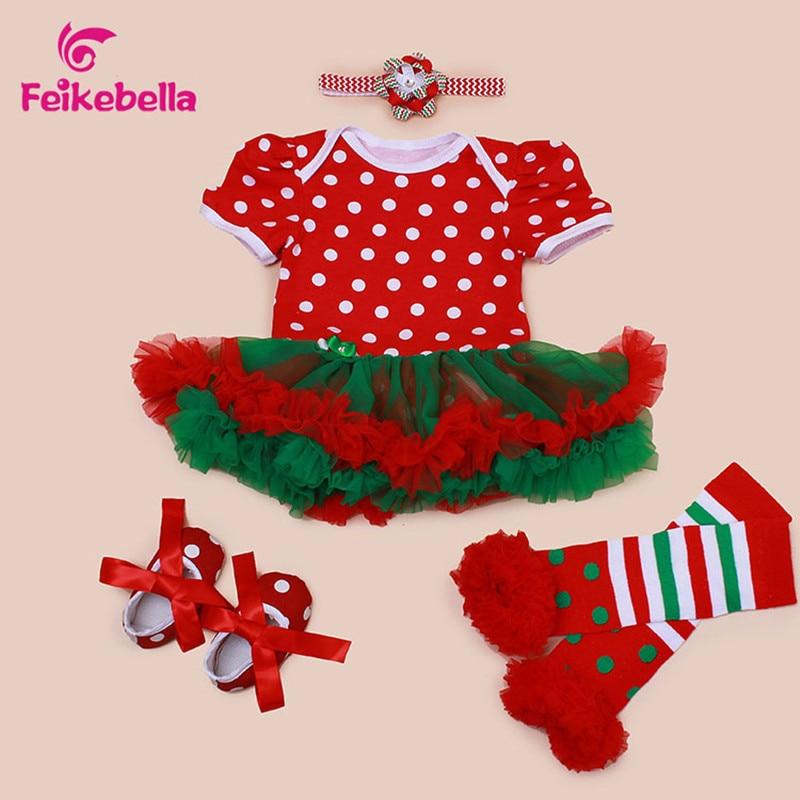baby Christmas Dress 1
