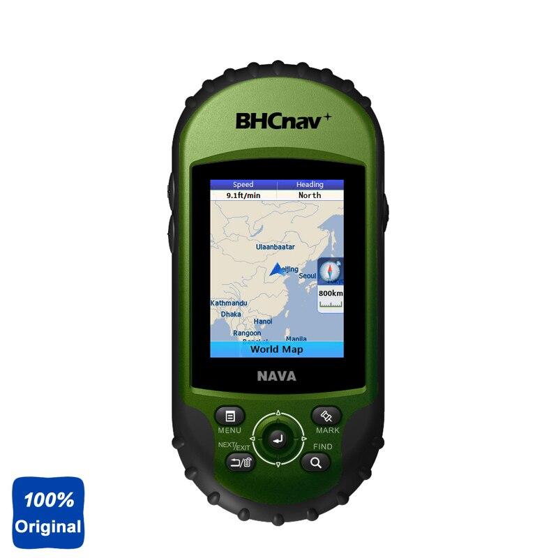 Navigateur GPS Portable extérieur avec affichage lisible à la lumière du soleil NAVA400