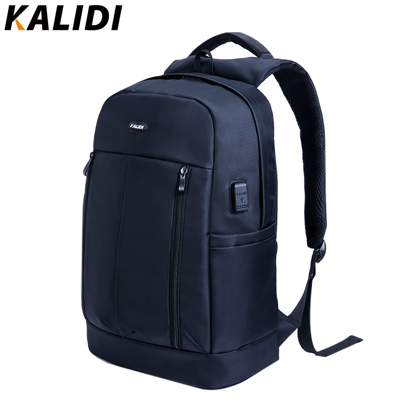 KALIDI Laptop Backpack 15.6 Inch Famale Backpack School Bag For Teenage Girl 15inch Travel Bag USB Chargering Backpack Men WomenKALIDI Laptop Backpack 15.6 Inch Famale Backpack School Bag For Teenage Girl 15inch Travel Bag USB Chargering Backpack Men Women
