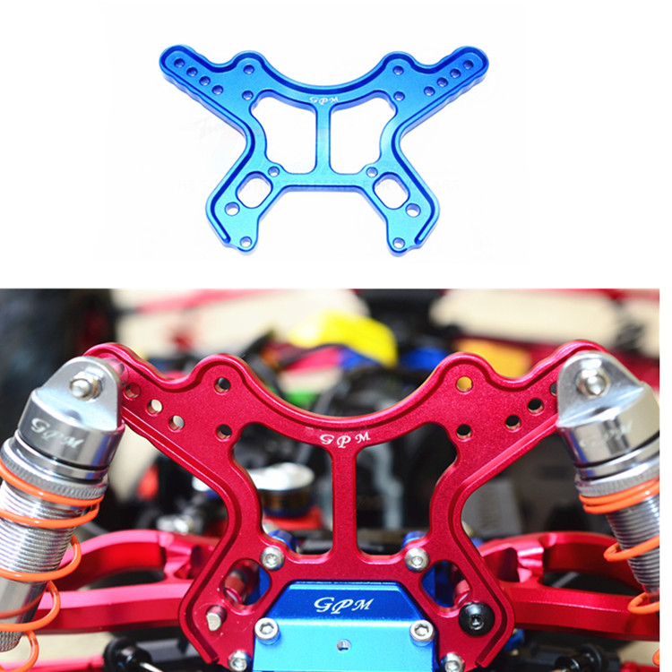 RC Car Alloy Front Shock Absorber Fixing Bracket for 1/8 ARRMA TALION KRATON