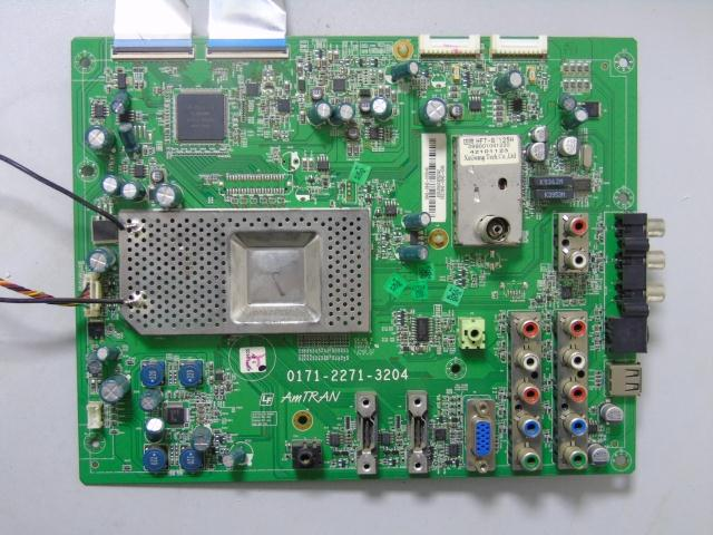 0171-2271-3204 For Screen LC420WUY Good Working Tested lm cc53 22nts lcd screen tested good for shipping