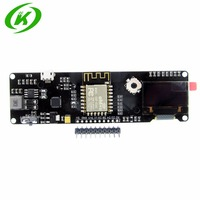NODEMCU Wifi ESP8266 ESP 12F Wemos For ESP12F 0 96 INCH OLED Humidity Development Board WIFI