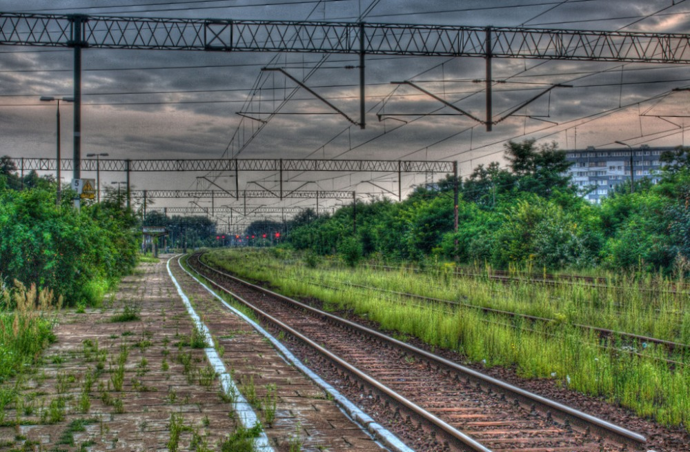 7x5ft Vinyl Custom Photography Backdrops Prop Railway Theme Photo Studio Background NTG-99
