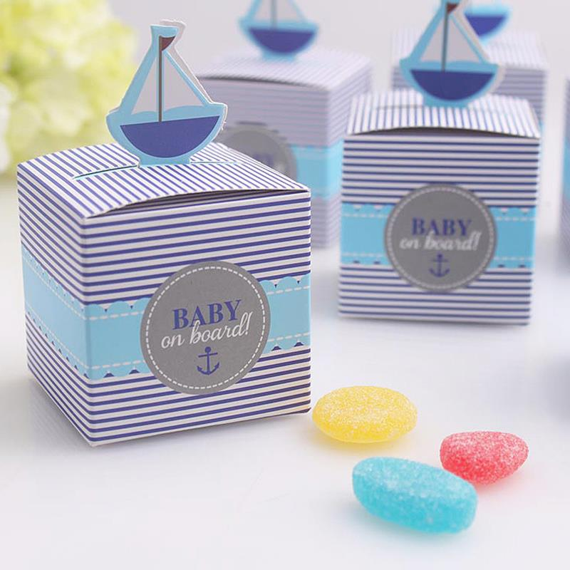 10pcslot baby candy box bottle shower baptism party birthday favor christening gift new hot