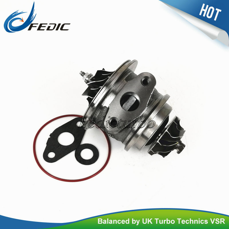 Turbine TD02 49173 07507 Turbo cartridge chra for Peugeot 207 307 308 Expert Partner 1 6