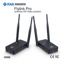 Flylink Pro 270m Wireless HDMI Extender/Transmission kit /5G WIFI /1080P HD Video TV live Broadcast Transmitter And Receiver