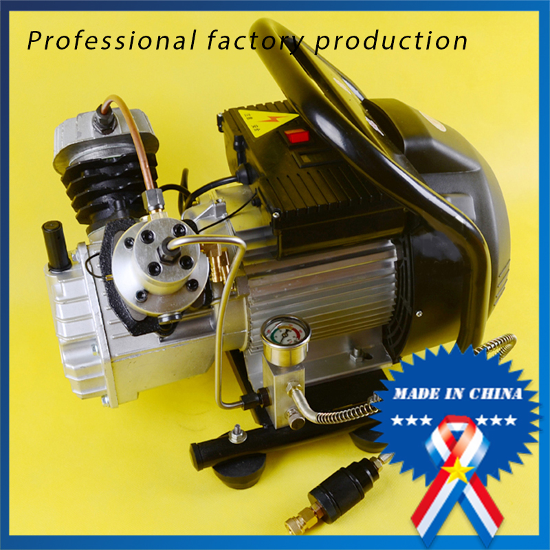2.2KW Air Compressor PCP Inflator NEW Water-cooled Electrical Air Compressor mobile air compressor export to 56 countries air compressor price