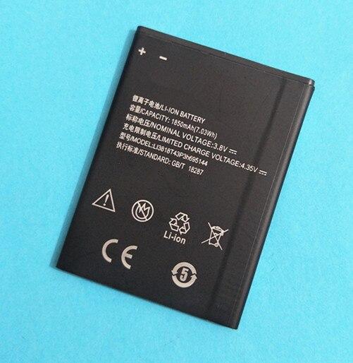 AZK 2 шт./лот 1850 мАч Li3818T43P3h695144 батарея для ZTE V830w Kis 3 Max для ZTE Blade G Lux аккумулятор