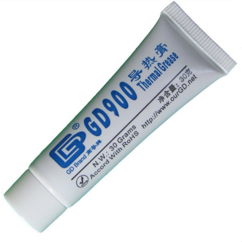 Image 3 - 30g GD900 Thermal Grease Heatsink GD900 Thermal Paste For Cpu Processors Heatsink Plaster Water Cooling Cooler-in Fans & Cooling from Computer & Office