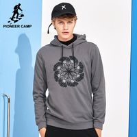 Pioneer Camp High Quality Embroidery Pattern Hoodies Men Brand Clothing Fashion Hooded Sweatshirts Male Tracksuit AWY701343