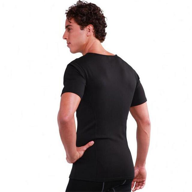 Men's Thermal Body Shaper Slimming Shirt
