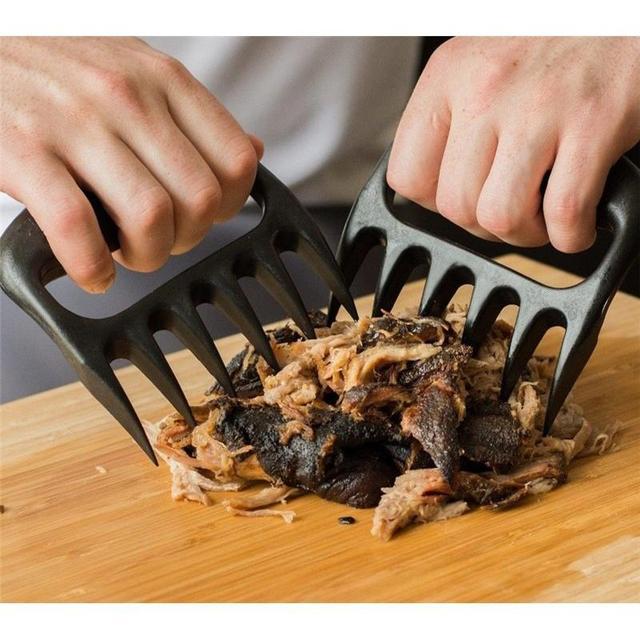 1 pezzo Nuovo Caldo Strumento di Cottura Barbecue Strumento Orso Carne Artiglio
