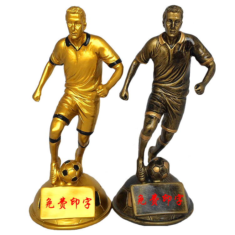 The new 2017 football cup winners' medal trophy cup football game fans of resin products brazil football fans caxirola cheer horn for 2014 brazil fifa world cup