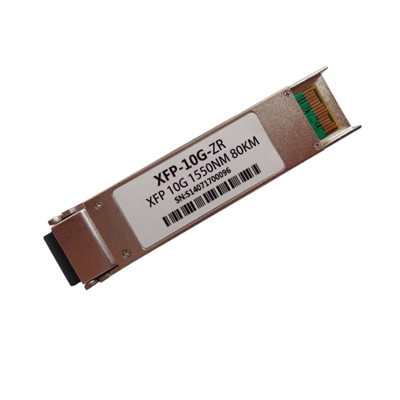 bset price 10G 80km 1550nm XFP module 10G XFP optical fiber transceiverbset price 10G 80km 1550nm XFP module 10G XFP optical fiber transceiver