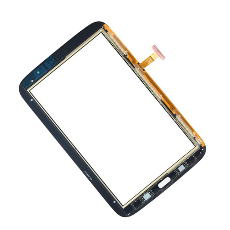Black/White For Samsung Galaxy Note 8.0 N5110 GT-N5110 Digitizer Touch Screen Panel Sensor Glass Replacement